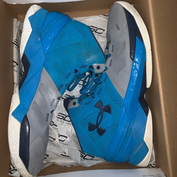 Under Armour Other - Steph Curry Basketball Shoes